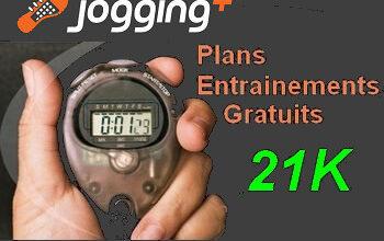 Plan entraînement semi-marathon Jogging-Plus