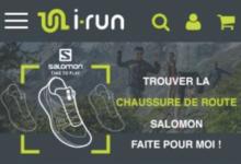 Le Shoe Finder d'i-Run vous aide à choisir votre chaussure de running trail