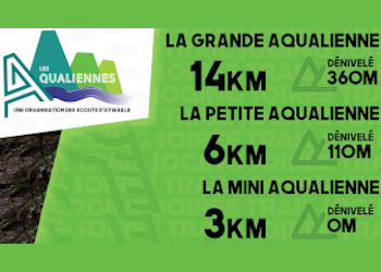 Trail Jogging Les Aqualiennes
