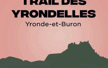 trail des Yrondelles