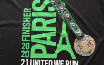 Classement et résultats du Marathon de Paris 2021